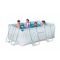 Надувные бассейны для детей Bestway 56248 (287х201х100 см.)