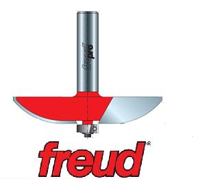Фреза для изготовления филенок R - 38,1 мм (Freuf, Италия)