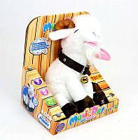 Мягкая игрушка CL 1613 говорит, машет головой, танцует, на батарейках