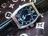Часы Frank Muller черные с серебром
