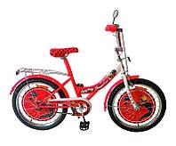 """Велосипед 2-х колёсный 20"""" 172029 со звонком, зеркалом,"""