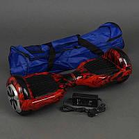 Гироскутер А 3-10 / 772-А3-10 Classic колёса диаметром 6,5 дюймов, Bluetooth, СВЕТ, в сумке