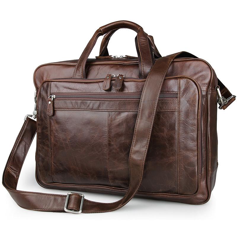 367ead346a0f Мужская сумка Jasper&Maine 7320C коричневая - Интернет-магазин  CLUTCH&CLUTCH в Киеве