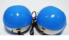 Колонки компьютерные 2.5 W MUSIC YX-10, фото 2