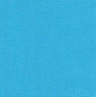 Ткань равномерного переплетения Lugana 25 3835/5142 Alaskan Blue (Голубая Аляска) Zweigart (Германия)