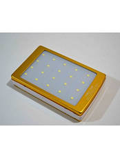 Внешний аккумулятор c LED Power bank L5 solar 25000 mAh(цвета в ассортименте), фото 3
