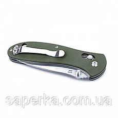 Нож универсальный Ganzo (оранжевый, черный, зеленый) G7392-OR, фото 3