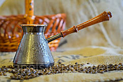 """Медная турка 500 мл """"Орнамент"""" для кофе"""
