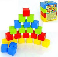 Набор Кубиков, MASTERPLAY, 1-069