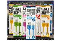 Кабель IPHONE 5 1м REMAX (Safe+DATA-Cable)