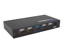 Коммутатор HDMI HM2 1*4