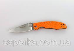 Ніж універсальний Ganzo (чорний, зелений, оранжевий) G7321-BK, фото 2
