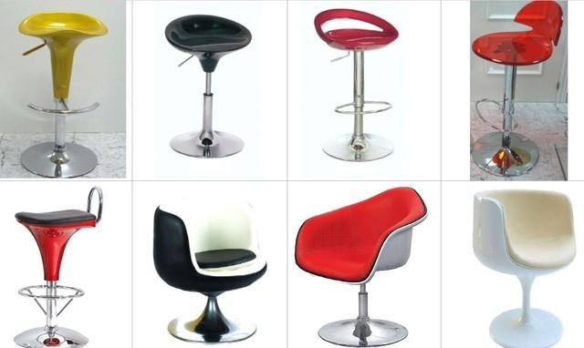Стулья и кресла барные, стулья и кресла для кафе, баров, ресторанов.