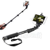 Монопод для селфи Yunteng selfi YT-1188, селфи палка Bluetooth, штатив для телефона