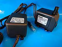 Фонтанный насос Atman 403 LA, 700l/h с подсветкой белого цвета
