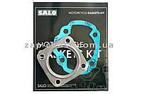 "Прокладки цилиндра (набор)   Suzuki LET'S   Ø41mm   (безасбестовые)   ""AS"""