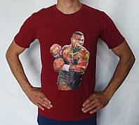 Спортивная мужская футболка Тайсон