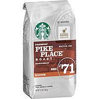 Молотый кофе Starbucks Pike Place Roast, 340 грамм