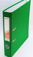 Папка сегрегатор DELTA 5см зеленый