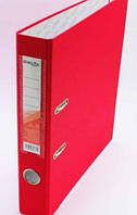 Папка сегрегатор DELTA 5см красный