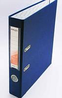 Папка сегрегатор DELTA 5см синий