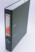 Папка сегрегатор DELTA 7см серый