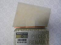 Фильтр воздушный (элемент) Renault Clio,Kangoo,Twingo 1.2 8V (производство RENAULT)