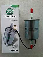 Фильтр топливный Lanos Zollex Z-006