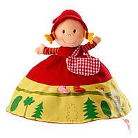 """Двусторонняя игрушка-сказка Lilliputiens """"Красная  шапочка"""" 86158"""