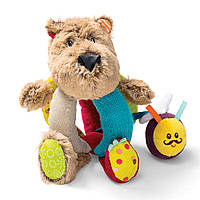 Игрушка-погремушка Lilliputiens медведь Цезарь  86785