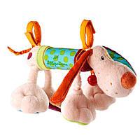 Игрушка-подвеска Lilliputiens собачка Джеф 86002