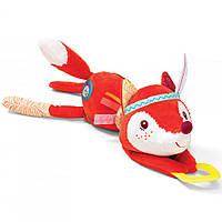 Интерактивная развивающая игрушка Lilliputiens  лисичка Алиса 86710