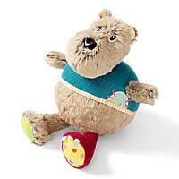 Неваляшка Lilliputiens медведь Цезарь 86838