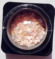 Ракушка натуральная для аквариумного дизайна ногтей RENEE SHELL STONE IN05-04