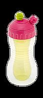 Поильник-непроливайка 2 в 1 Brother Max, розовый/зеленый  (71190PG2)