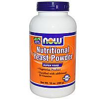Лечение кандидоза - Пищевые дрожжи порошок / Nutritional Yeast Powder, 284 г