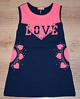 Платье для девочки 5-12 лет, Турция