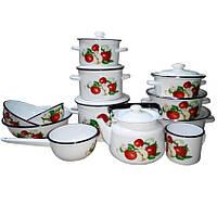 Набор посуды EPOS 28 Дары лета 12 единиц