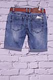 Джинсовые мужские шорты Version (код 3087), фото 2