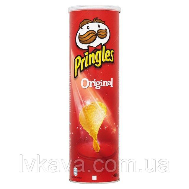Чипсы  Pringles   Original, 165 гр
