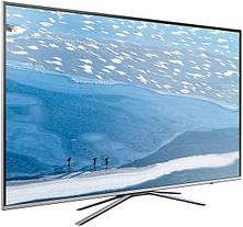 Телевизор Samsung UE55KU6400 (Ultra HD 4K, PQI 1500Гц, SmartTV, Wi-Fi, DVB-C/T2/S2), фото 3
