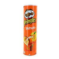Чипсы  Pringles  Sour Paprika, 165 гр