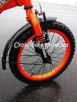 """Детский двухколесный велосипед  Crosser Street  14"""" дюймов"""