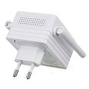 Беспроводной репитер с EU plug LV-WR 02E, Wi-Fi репитер, повторитель wifi сигнала, ретранслятор вай фай