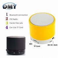 Мини динамик Bluetooth S10 с подсветкой (цвета в ассортименте)
