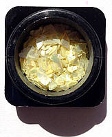 Ракушка натуральная для аквариумного дизайна ногтей RENEE SHELL STONE IN05-07