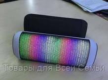 Мини-динамик Bluetooth X2U Pulse 2 (черный, красный, белый, сиреневый), фото 3