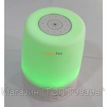 Портативный динамик Bluetooth AJ-99 с подсветкой хамелеон, фото 3
