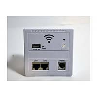 Роутер маршрутизатор Wi fi repeater wall AP LV-AP, репитер wifi