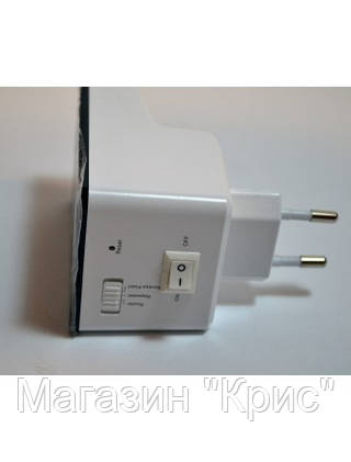Роутер маршрутизатор Wi fi repeater router with EU plug LV-WR 04